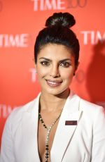 PRIYANKA CHOPRA at 2016 time 100 Gala Most Influential People in World 04/26/2016