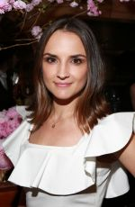 RACHAEL LEIGH COOK at Women Filmmakers Luncheon in New York 04/15/2016