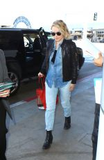 RACHEL MCADAMS at LAX Airport in Los Angeles 04/12/2016
