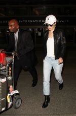 RACHEL MCADAMS at Los Angeles International Airport 04/20/2016