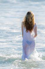 RACHEL MCCORD in Bikini at a Beach in Los Angeles 04/18/2016
