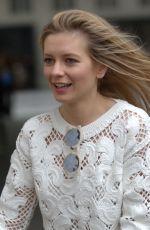 RACHEL RILEY at BBC Radio One in London 04/21/2016