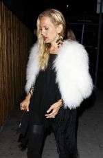 RACHEL ZOE at Nice Guy in West Hollywood 04/15/2016