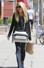 RACHEL ZOE Out and Anout in Beverly Hills 04/25/2016