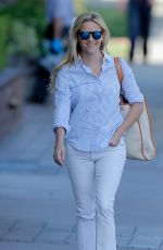 REESE WITHERSPOON Out and About in Brentwood 04/25/2016