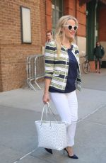 REESE WITHERSPOON Out and About in New York 04/15/2016