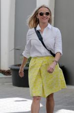 REESE WITHERSPOON Out in Beverly Hills 04/14/2016