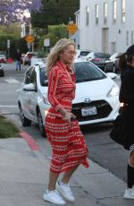 RITA ORA Out and About in Los Angeles 04/25/2016
