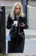 RITA ORA Out and About in Vancouver 04/14/2016