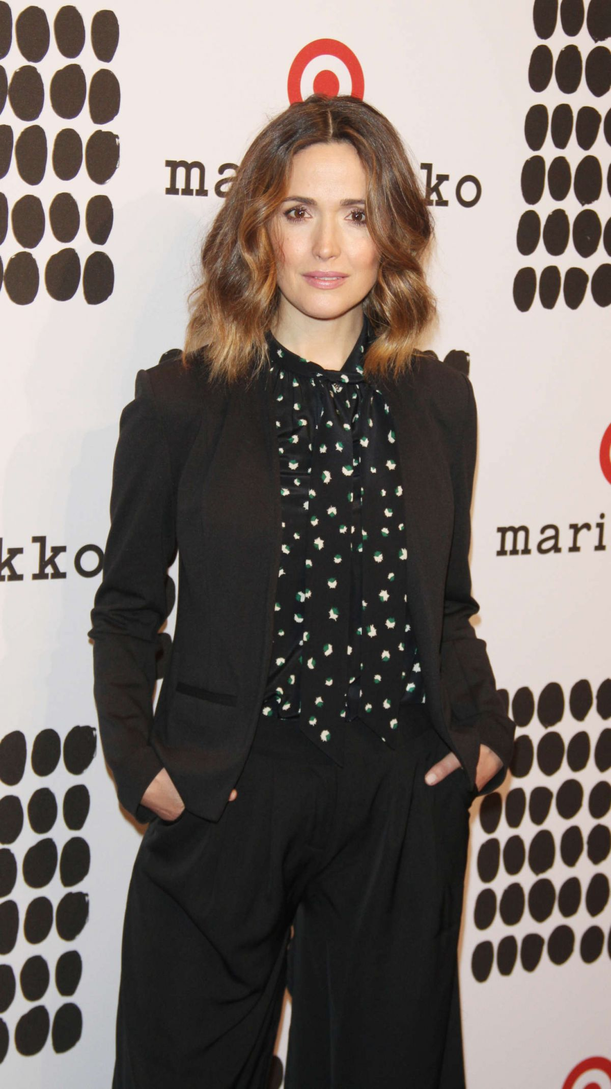 ROSE BYRNE at Marimekko for Target Launch Celebration in New York 04/07/2016