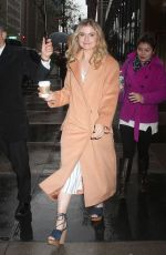 ROSE MCIVER Night Out in New York 04/11/2016
