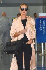 ROSIE HUNTINGTON-WHITELEY at JFK Airport in New York 04/27/2016