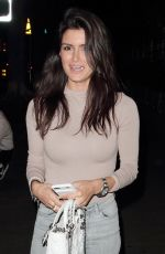 ROXY SOWLATY at Madeo Restaurant in Hollywood 04/24/2016