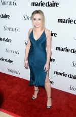 SABRINA CARPENTER at Marie Claire Hosts Fresh Faces Party in Los Angeles 04/11/2016