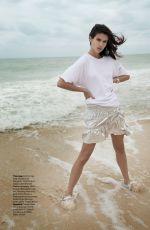 SARA SAMPAIO in Elle Magazine, UK May 2016 Issue