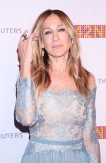 SARAH JESSICA PARKER at New 42nd Street 25th Anniversary Gala in New York 04/11/2016