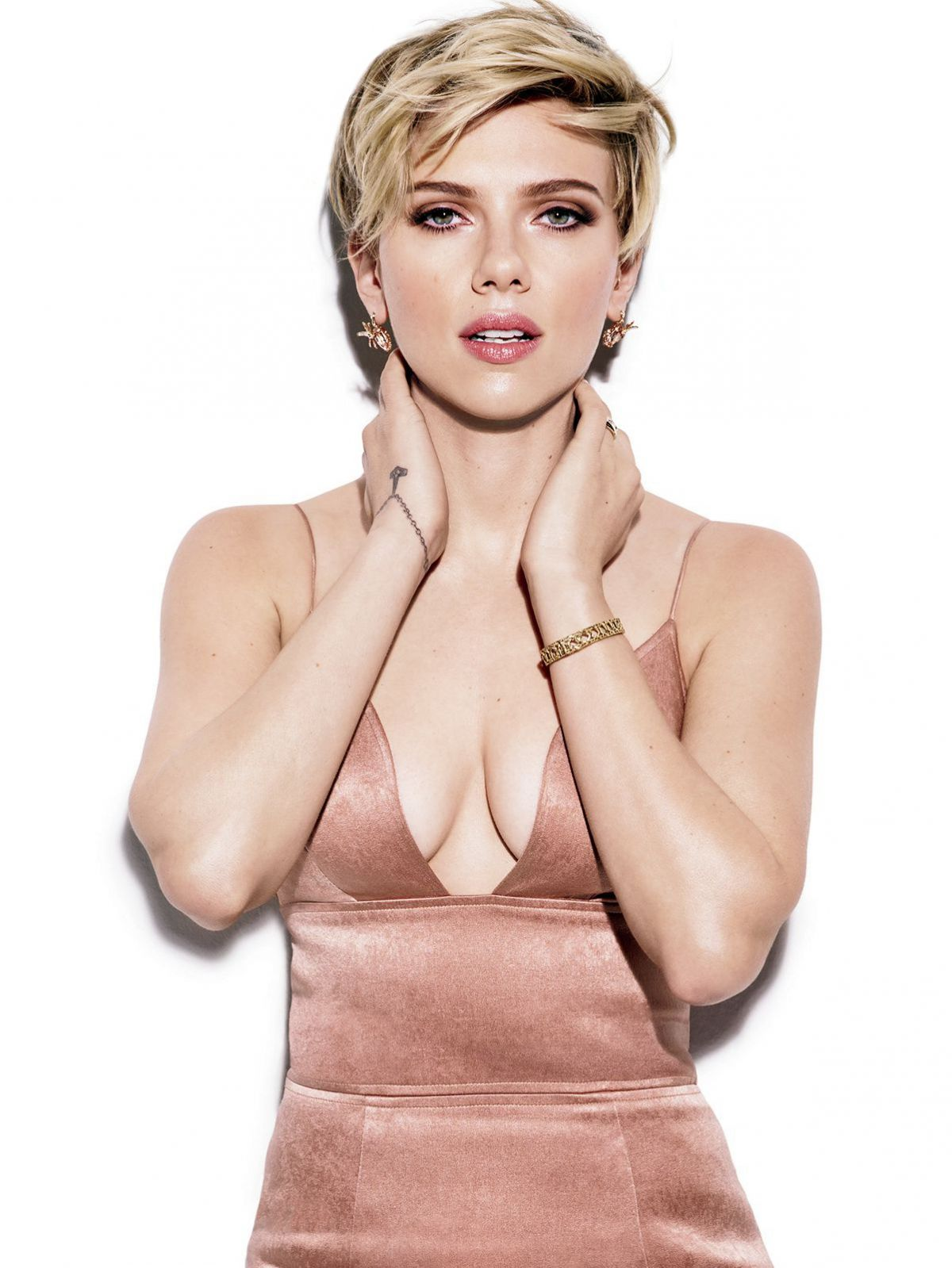 Scarlett Johansson Hd Wallpape