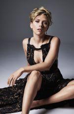 SCARLETT JOHANSSON for Cosmopolitan Magazine