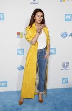 SELENA GOMEZ at We Day California 2016 in Inglewood  04/07/2016