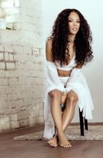 SERAYAH in Rolling Out Magazine