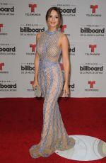 SHANNON DE LIMA at Billboard Latin Music Awards in Miami 04/28/2016