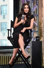 SHAY MITCEHLL at AOL Build Speaker Series in New York 04/25/2016