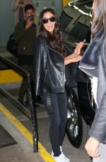 SHAY MITCHELL Leaves AOL Studios in New York 04/25/2016
