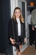 SIAN WELBY at Store and Product Launch Party at Delam in London 03/16/2016