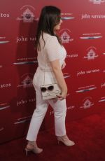 SOPHIE SIMMONS at John Varvatos 13th Annual Stuart House Benefit in Los Angeles 04/17/2016
