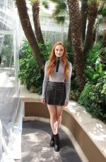 SOPHIE TURNER at Game of Thrones, Season 6 Press Conference in Los Angeles 04/11/2016