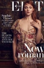 SOPHIE TURNER in Edit Magazine, April 2016 Issue