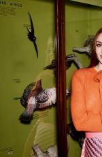SOPHIE TURNER in Sunday Times Style Magazine, April 2016 Issue