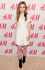 SYDNEY SIEROTA at H&M Opening at Sundance Square in Fort Worth 04/20/2016