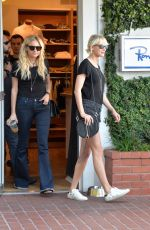 TAYLOR SWIFT at M Cafe in Beverly Hills 04/28/2016