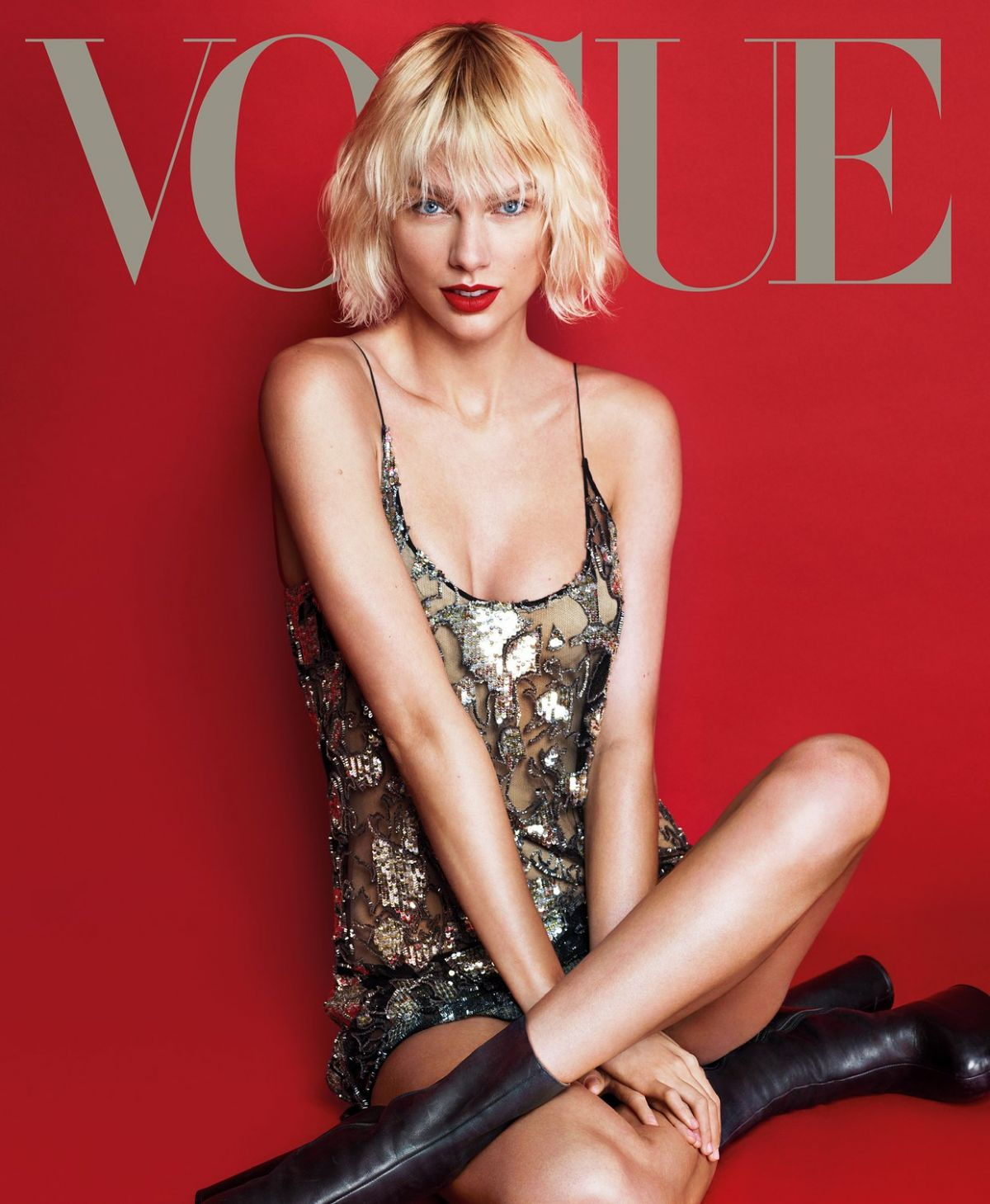 TAYLOR SWIFT in Vogue Magazine, May 2016 Issue