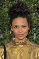 THANDIE NEWTON at 'Wizarding World of Harry Potter' Opening in Hollywood 04/05/2016