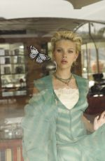 The Best from Past - SCARLETT JOHANSON by Gilles Bensimon for Elle Magazine, June 2004