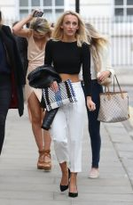TIFFANY WATSON at Boux Avenue Summer Pool Party in London 04/27/2016