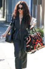 VANESS HUDGENS Out and About in Los Angeles 04/02/2016