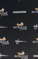 VANESSA HUDGENS at Intrigue Nightclub Opening in Las Vegas 04/29/2016