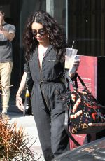 VANESSA HUDGENS Leaves Nine Zero One Salon in West Hollywood 04/02/2016
