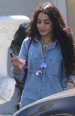 VANESSA HUDGENS Out in West Hollywood 04/05/2016