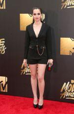 VANESSA MARANO at 2016 MTV Movie Awards in Burbank 04/09/2016