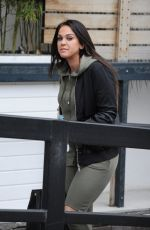 VICKY PATTISON Out and About in London