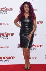 VIVICA FOX at 'Barbershop the Next Cut' Premiere in Hollywood 04/06/2016