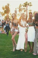 VS ANGELS at 2016 Coachella Valley Music and Arts Festival in Indio 04/15/2016
