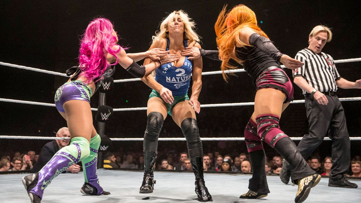 WWE in Sheffield
