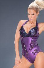 WWE - Lana for Wrestlemania 32 Attire Photoshoot