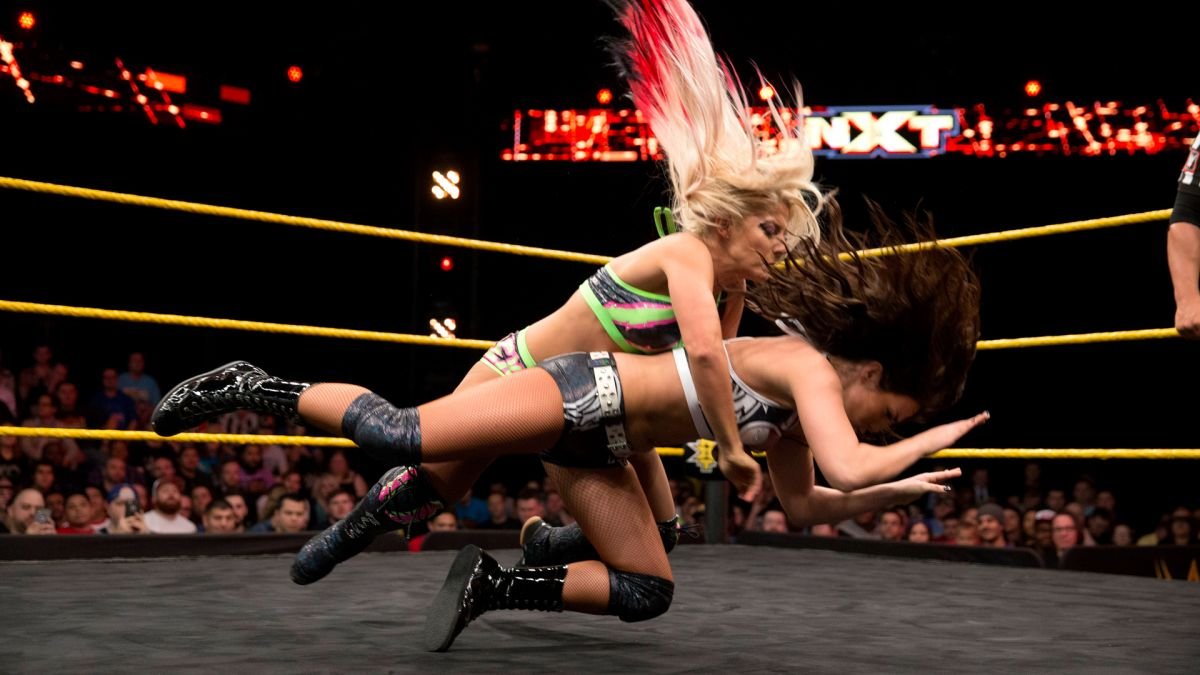 WWE - NXT Digitals 04/13/2016
