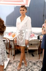 ZENDAYA COLEMAN at Glamour's Game Changers Lunch in West Hollywood 04/20/2016